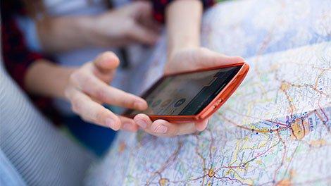 Quais aplicativos usar numa viagem?