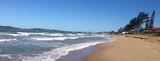 Praia Baía Formosa