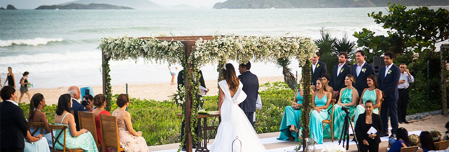 Casamento: Destination wedding