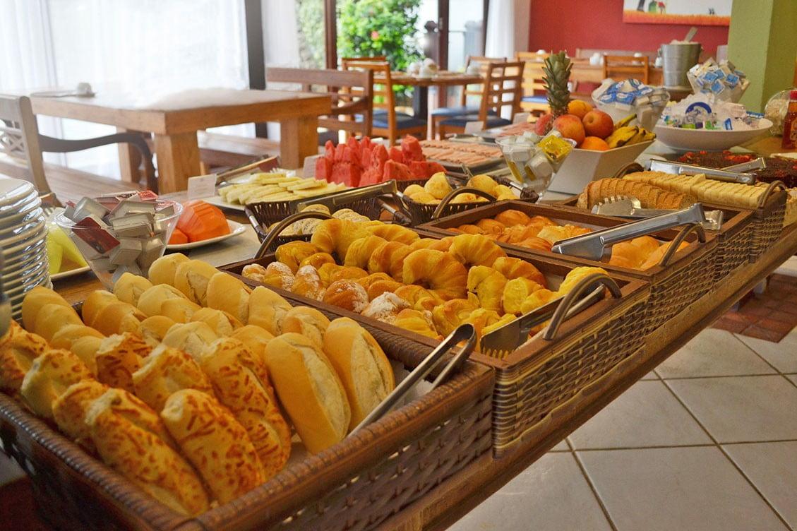 Ah… o café da manhã!