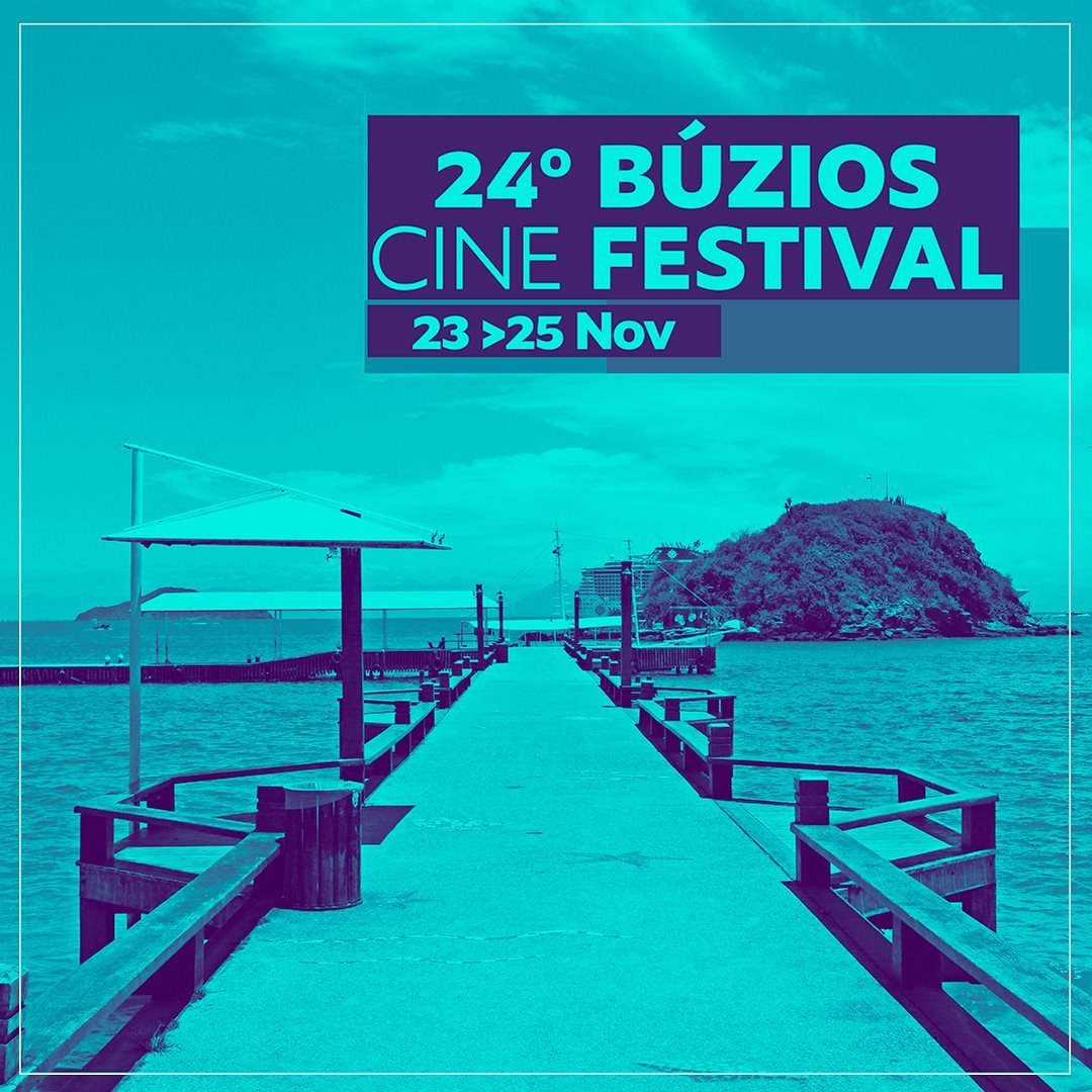 24º Búzios Cine Festival acontece neste fim de semana
