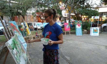 Búzios vira galeria a céu aberto no 4º Circuito Arte