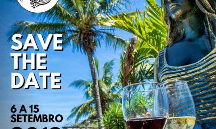 2ª edição do Wine in Búzios acontece de 6 a 15 de setembro