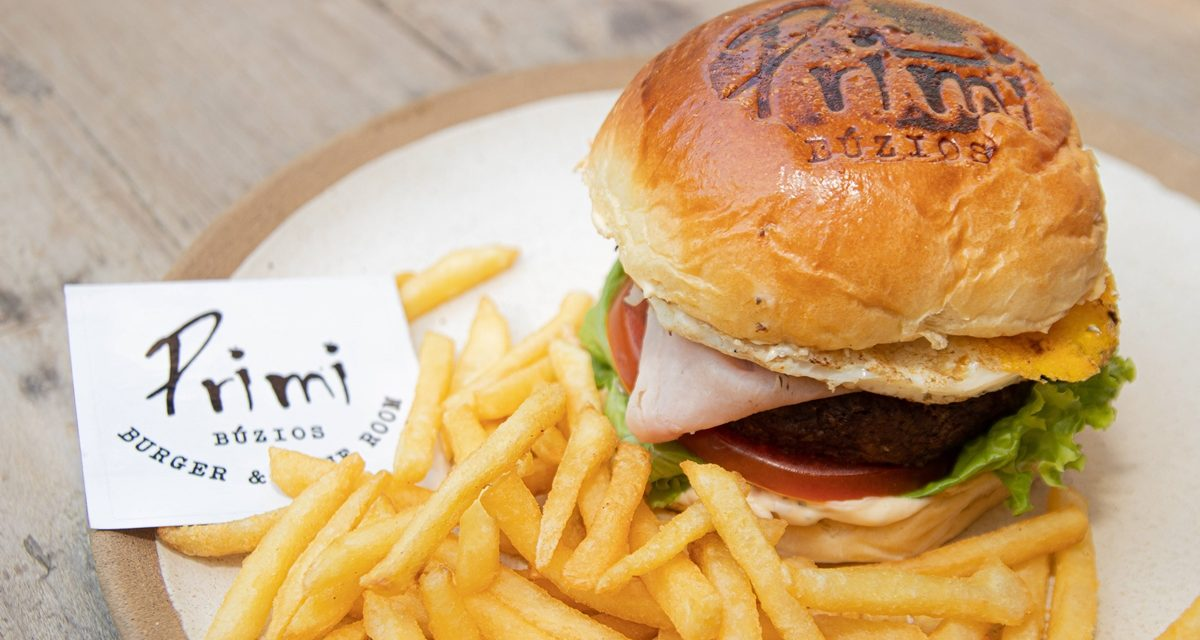 Primi Burger & Wine Room inaugura no Porto da Barra