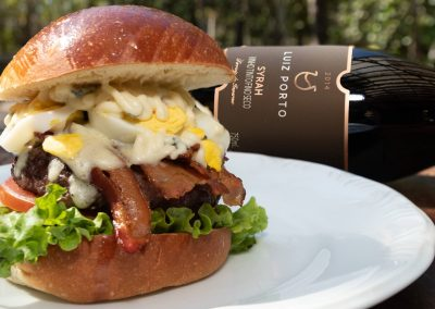 Burger GORGONZOLA & BACON