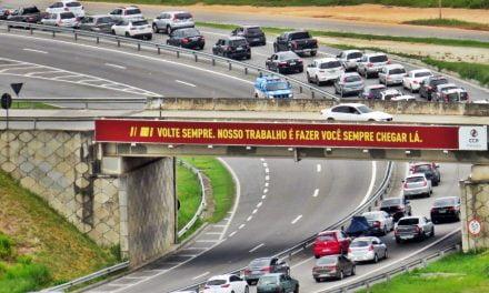 Mais de meio milhão de veículos devem passar pela Via Lagos entre Natal e Réveillon
