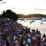 Búzios está entre os principais destinos do Carnaval 2020