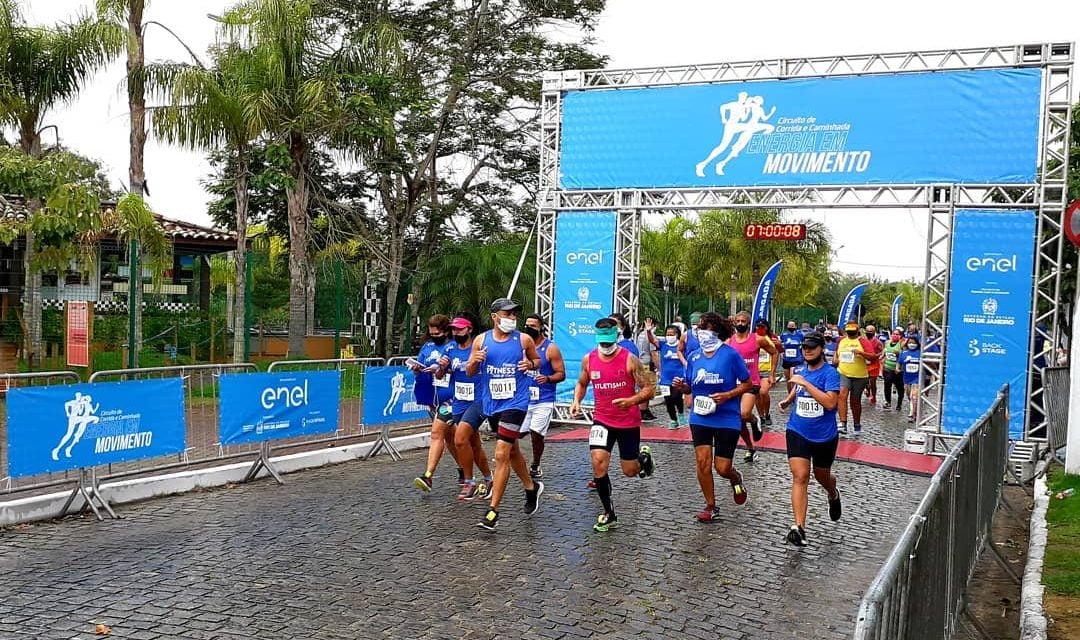 Búzios recebe o primeiro Circuito de Corrida e Caminhada Energia em Movimento no dia 22 de novembro