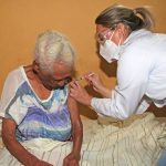 Armação dos Búzios começa a vacinação contra a Covid-19